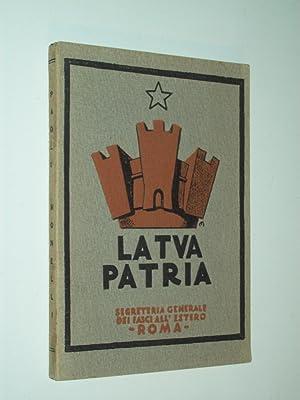 La Tua Patria: Disegni e Copertina di: Paolo Monelli