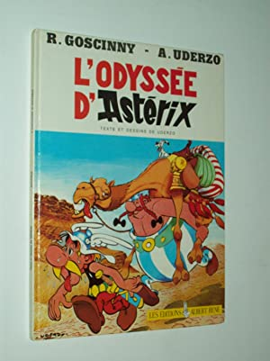 L'Odyssée D'Astérix: Text and drawings