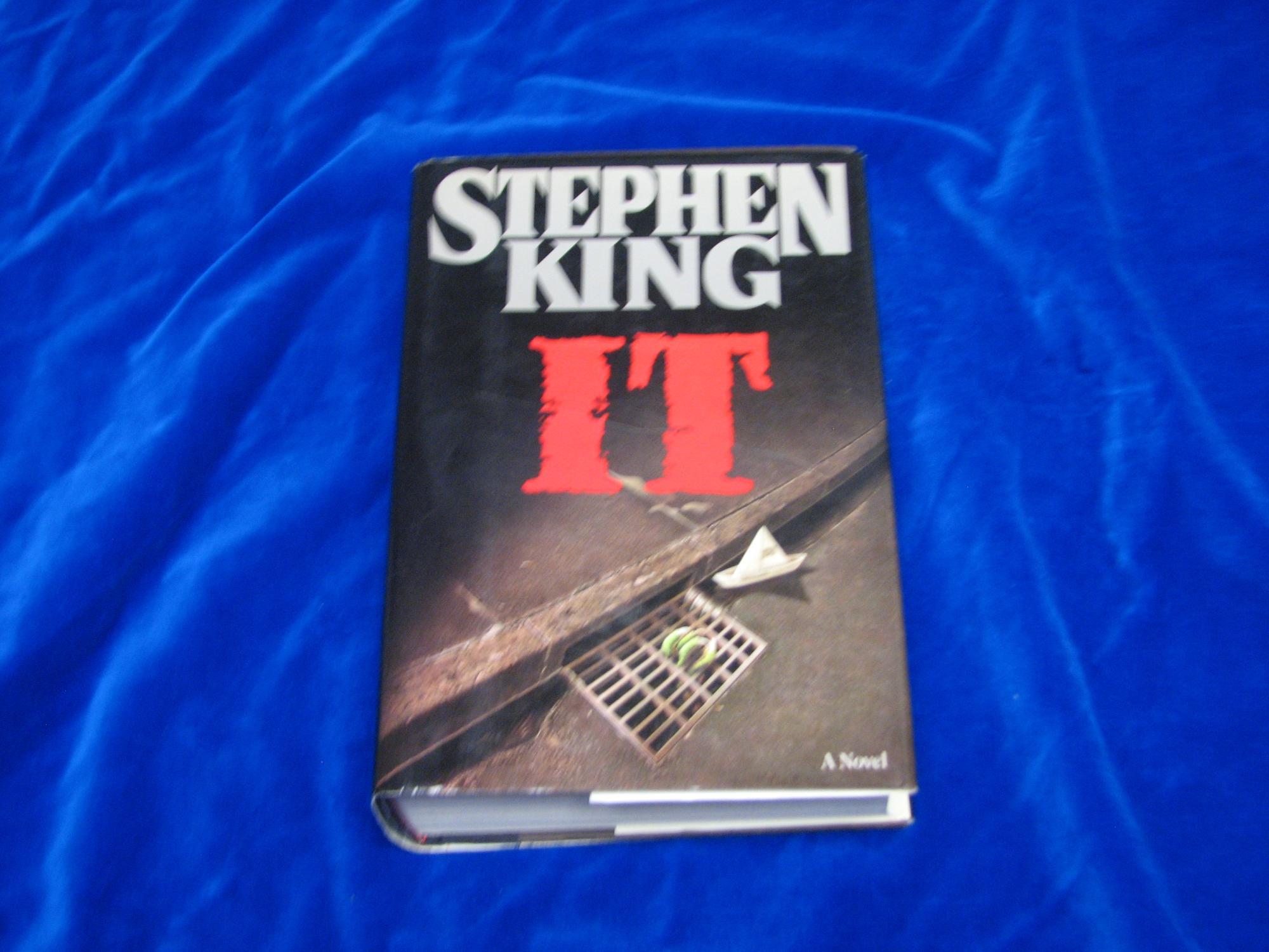IT Stephen King Good Hardcover