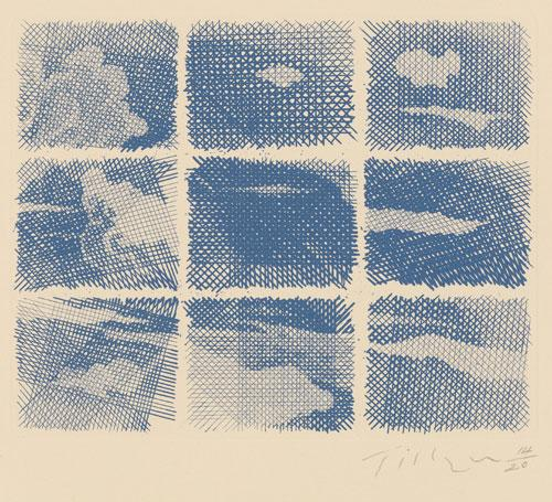 Summer_Blue_The_Flatford_Chart_Etchings_4_Original_Signed_Etching_TILLYER_WILLIAM_Assez_bon