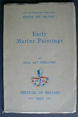 Early Marine Paintings and Hull Art Directory.: MARINE PAINTING.