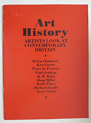 Art History. Artists look at contemporary Britain.: MODERN BRITISH ART.