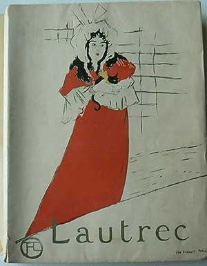 Henri De Toulouse-Lautrec 1864-1901. Peintre. H.Floury, Paris: JOYANT, MAURICE.