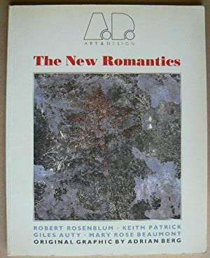 The New Romantics. An Art & Design: BERG, ADRIAN.