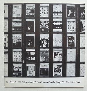 "Ian Breakwell. ""The Diary"" and related works.: BREAKWELL, IAN."