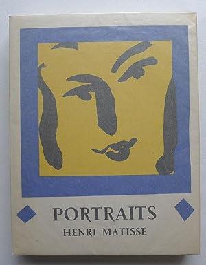Portraits. Henri Matisse.: MATISSE, HENRI.