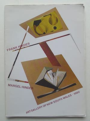 Frank and Margel Hinder 1930-1980 by Renée Free. Art Gallery of New South Wales, Sydney 1980.