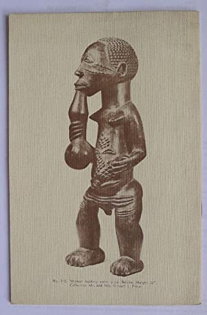 African Negro Art. Scripps College, Claremont California. February 20 to March 15 (1951).: AFRICAN ...