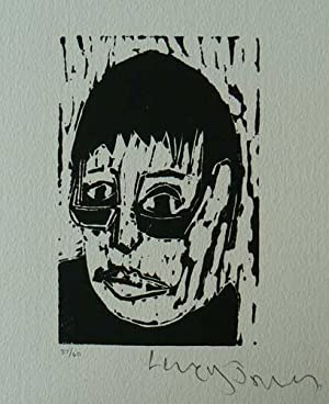 'Looking at Self: Lucy Jones' (BOOK WITH LINOCUT)