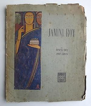 Jamini Roy.: DEY, BISHNU. IRWIN,