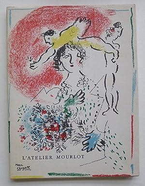 Lithographies de l'Atelier Mourlot. The Redfern Gallery, London 1965.: MOURLOT.