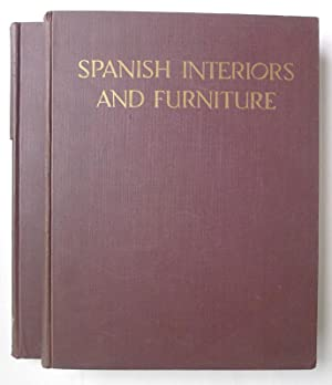 Spanish Interiors and Furniture. Volumes 1 and 2. Photographs, Drawings and Text by Arthur Byne a...