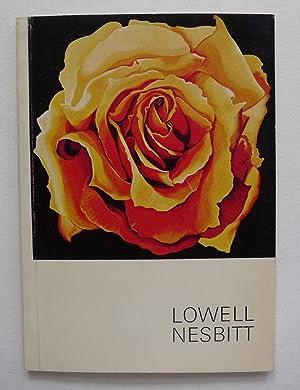 Lowell Nesbitt. Gimpel Fils, London October 2-27,: NESBITT, LOWELL.