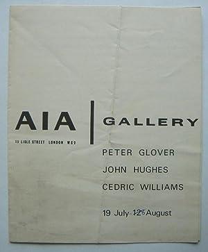 Peter Glover, John Hughes, Cedric Williams. 19: ARTISTS INTERNATIONAL ASSOCIATION.