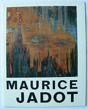 Maurice Jadot. Molton Gallery, October 4-30 1965.: JADOT, MAURICE.