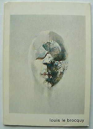 Louis Le Brocquy. Joint Exhibition of Recent: LE BROCQUY, LOUIS.