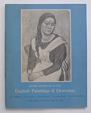Some 20th Century English Paintings & Drawings.: MODERN ENGLISH ART.