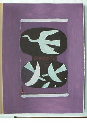 Hommage à Georges Braque. DERRIERE LE MIROIR: BRAQUE, GEORGES.