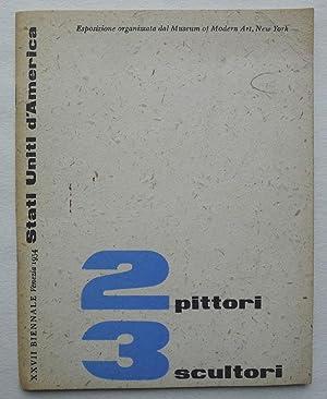 Stati Uniti d'America. 2 Pittori de Kooning,: MODERN AMERICAN ART.