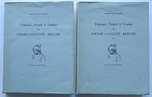 Tableaux, Pastels & Dessins de Pierre-Auguste Renoir,: Vollard (Ambroise).