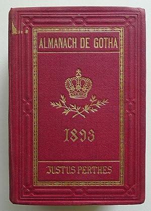Almanach de Gotha. Annuaire Généalogique, Diplomatique et: ALMANACH DE GOTHA.