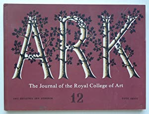 Ark 12. A Journal of the Royal: ARK.