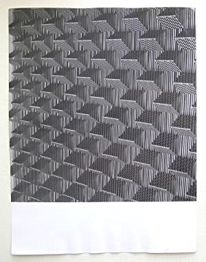 Original photograph of 'Acceleration Optique 1963, Relief: YVARAL.