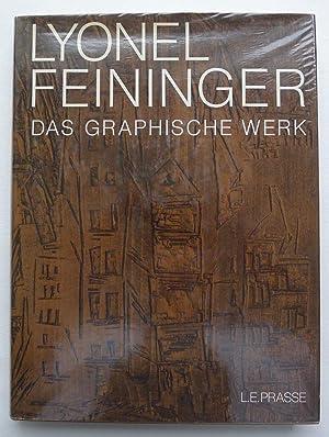 Lyonel Feininger; a Definitive Catalogue of His: Feininger, Lyonel; Leona