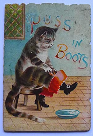 Puss In Boots: Anonymous