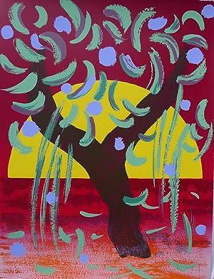 Tasso's Tree I Screen print by Michael: HEINDORFF,MICHAEL