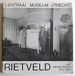 Rietveld als meubelmaker, wonen met experimenten 1900: KÜPER, MARIJKE.