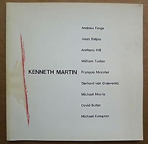 Kenneth Martin. Andrew Forge, Joost Baljeu, Anthony: MARTIN, KENNETH.