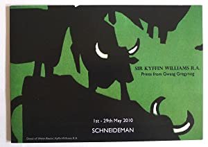 Sir Kyffin Williams R.A. Prints from Gwasg: WILLIAMS, KYFFIN.