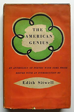 The American Genius. An anthology of poetry: VAUGHAN, KEITH.