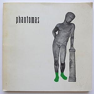 Phantomas au Musée d'Ixelles, du 10 oct.: KOENIG, Théodore. NOIRET,