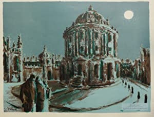'Radcliffe Camera? by lithograph Richard Guyatt