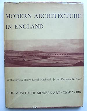Modern Architecture in England. The Museum of Modern Art 1937.