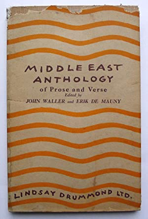 Middle East Anthology of Prose and Verse.: HEARTFIELD, JOHN.