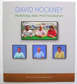David Hockney. Painting and Photography. Annely Juda,: HOCKNEY, DAVID.