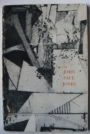 John Paul Jones: Prints and Drawings 1948-1963.: JONES, JOHN PAUL.