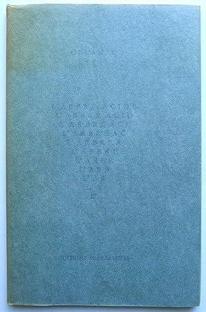 L'Arbre acide.: OHCAMAC. CAMACHO, JORGE.