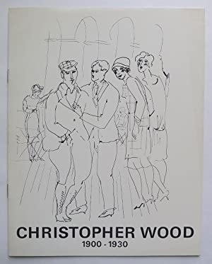 Christopher Wood. 50 Drawings and Watercolours. Mercury: WOOD, CHRISTOPHER.