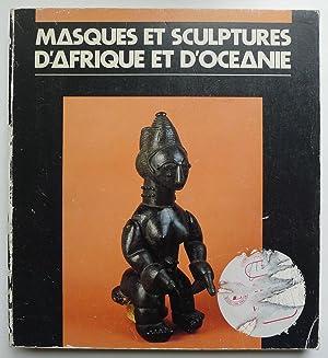 Masques et sculptures d'Afrique et d'Oceanie Collection: TRIBAL ART.