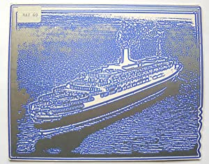 Inaugural Exhibition. A selection of 20th Century: CUNARD.
