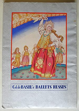 Col. W. de Basil's Ballets Russes de Monte Carlo. Royal Opera House, London, 3rd Season, June-Sep...