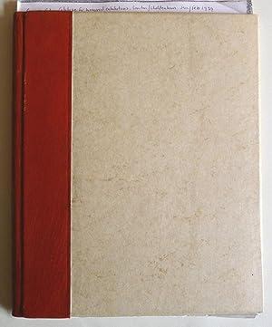 A scrapbook belonging Elizabeth Bateman of Hall's: GRIGGS, FREDERICK LANDSEER