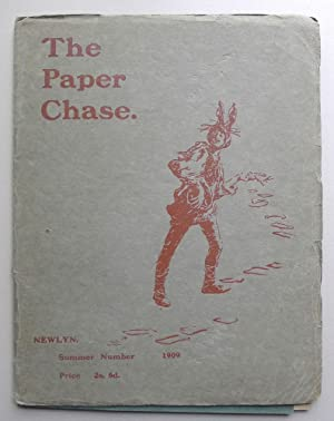 The Paper Chase. Newlyn. Summer Number 1909.
