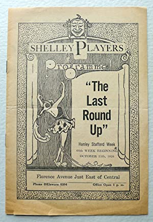 'The Last Round up' Shelly Players