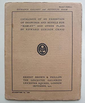 Catalogue of an Exhibition of Drawings and Models for