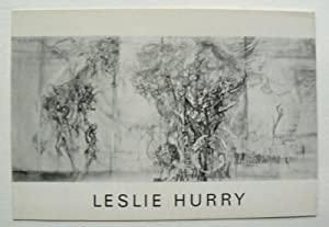 Leslie Hurry. Mercury Gallery, April 9-May 10: HURRY, LESLIE.
